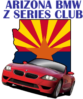 Arizona BMW Z Series Club logo